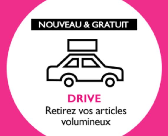 Drive La Redoute