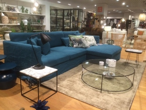la redoute s 39 installe nice aux galeries lafayette la redoute corporate. Black Bedroom Furniture Sets. Home Design Ideas
