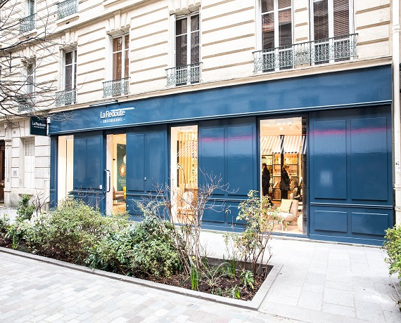 La redoute int rieurs ouvre une boutique paris la redoute corporate - La redoute france magasin ...